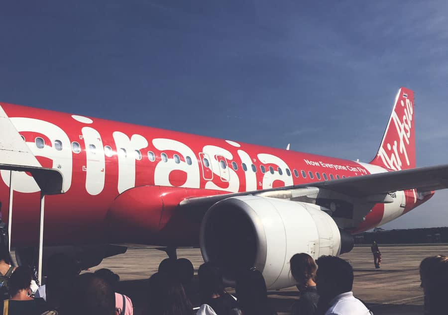 air asia thailand travel essentials