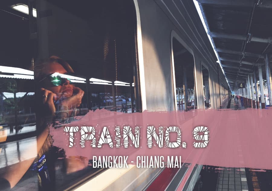 Can you take a train from Bangkok to Chiang Mai