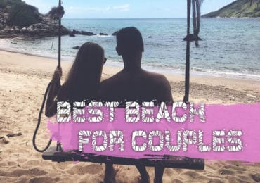 5 Best beaches in Thailand for couples