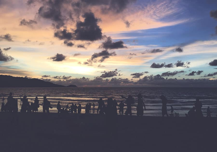 Beach In Thailand For Couples