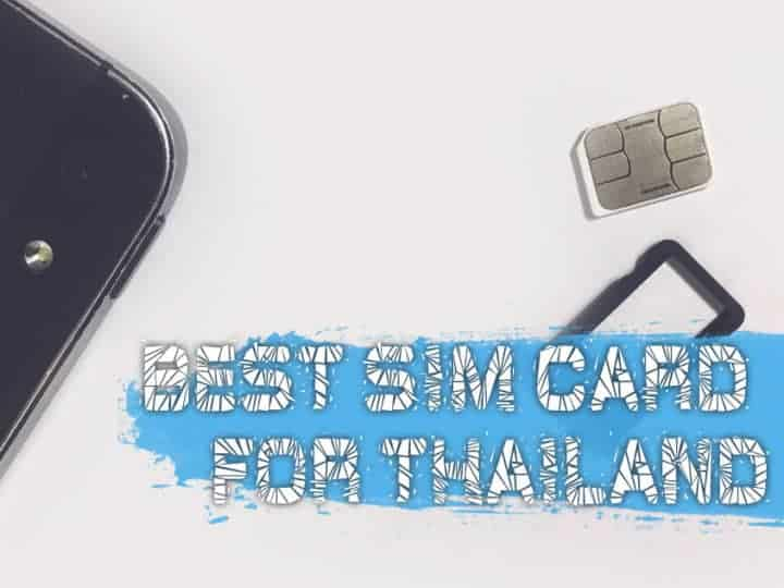 Best SIM Card In Thailand For Tourists: Cost To Buy And Mobile Networks