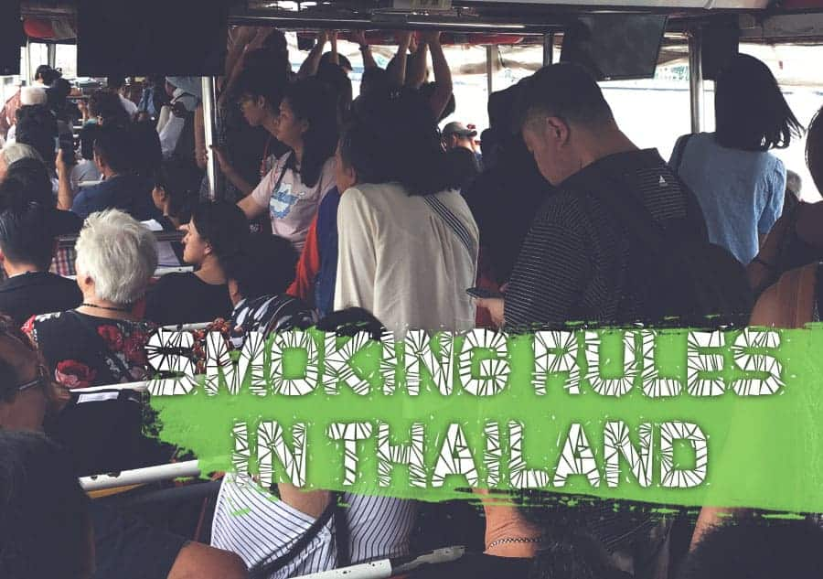 Is smoking allowed in Thailand