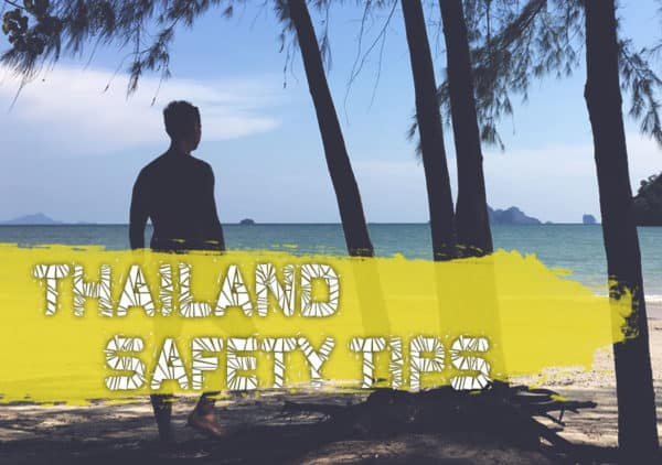 Thailand Safety Tips