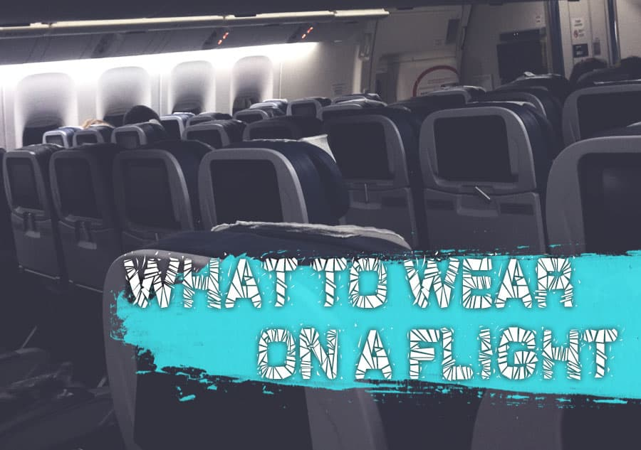 What to wear on a flight to Thailand