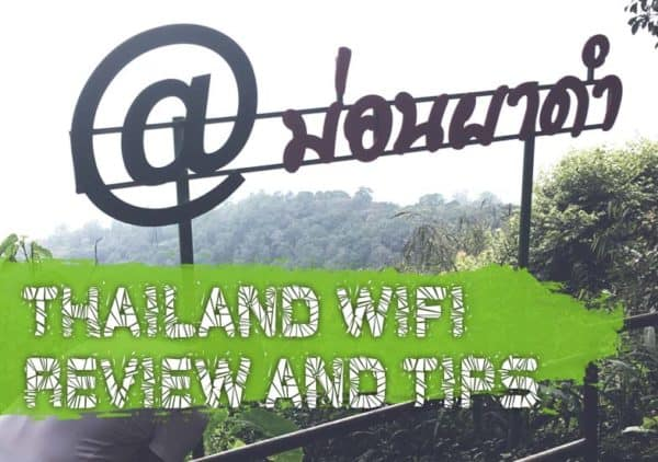 Thailand WiFi Review