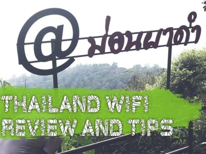 Does Thailand Have WiFi? (Costs And Alternatives Review)