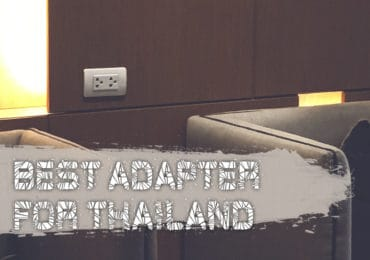 Adapter for Thailand