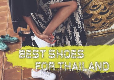 Best shoes for Thailand