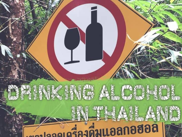 Can You Drink Alcohol In Thailand?