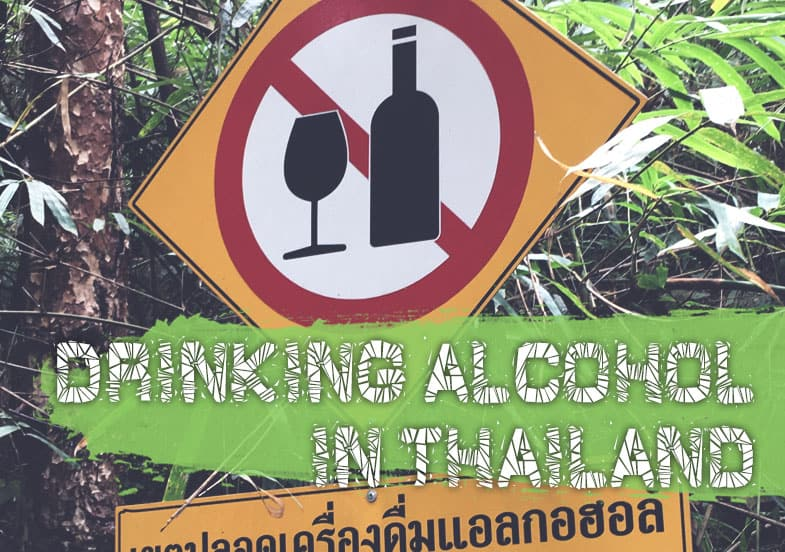 Alcohol In Thailand