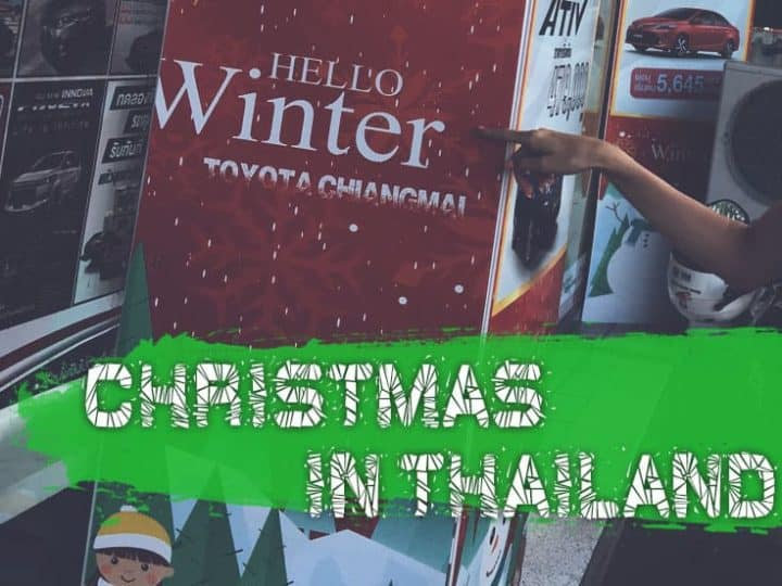 Christmas In Thailand (Where And How To Celebrate)