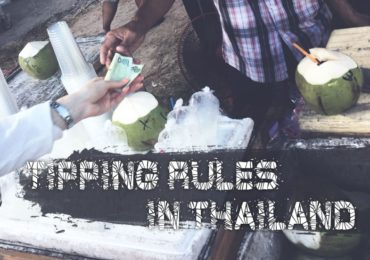 Tipping In Thailand
