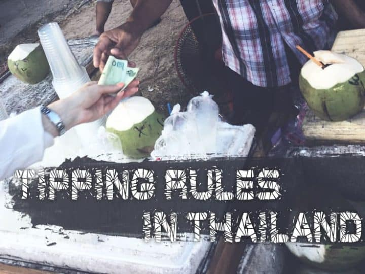 Tipping Rules In Thailand (With Examples)