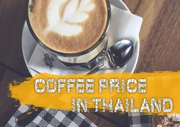 Coffee Price In Thailand